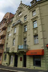byt pronájem Zámecký vrch 13 Karlovy Vary