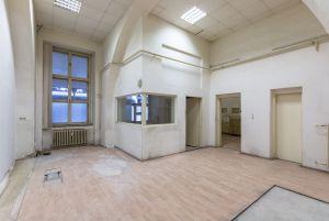 Pronájem komerčních prostor v objektu výpravní budovy železniční stanice Brno Hlavní nádraží  2