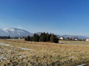 Zemědělský pozemek, orná půda 2 700 m2 s výhledem na Skřičné 2