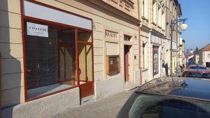Obchodní prostory v centru Kutné Hory 4
