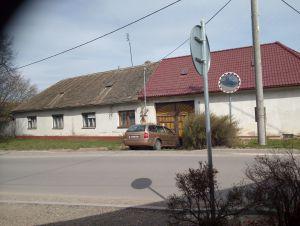 dům prodej pošta Jemnice Pálovice