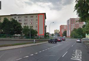 komerční pronájem Výstavní 17 Brno