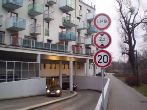 Parking place for rent Prague 10 Vršovice / Praha 4 Nusle / 2 Vinohrady 1