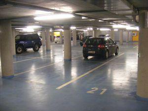 Parking place for rent Prague 10 Vršovice / Praha 4 Nusle / 2 Vinohrady 2