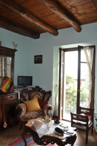byt s výhledem na jezero Maggiore Itálie Stresa 5