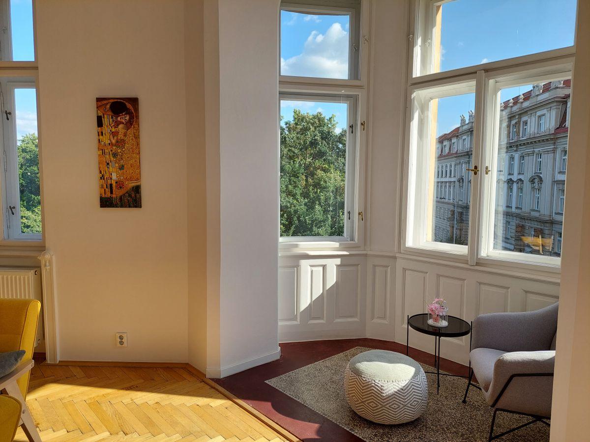 Pronájem bytu 3+1 Praha Smíchov
