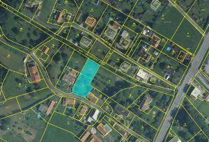 Nemovité věci (pozemky) zapsané na LV č. 278, katastrální území Fryčovice 2