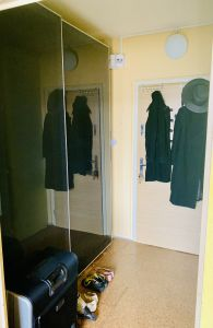 Slunný byt 1kk 35m2 kousek od metra Nové Butovice 11