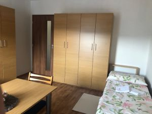 pronájem nově vybudovaného podkrovního bytu 1
