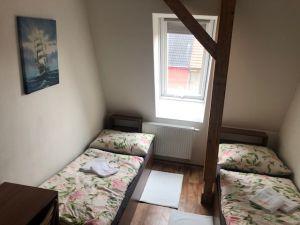 pronájem nově vybudovaného podkrovního bytu 16