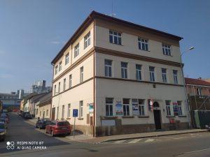 Pronájem kanceláře 23 m2 v obci Rakovník ulice Kuštova 3