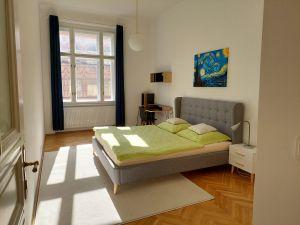 Pronájem bytu 3+1 Praha Smíchov 7