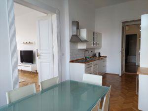 Pronájem bytu 3+1 Praha Smíchov 3