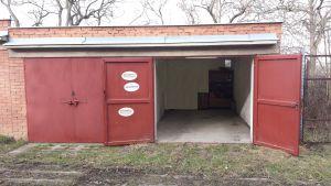 Pronajmu garáž na Praze 6 1